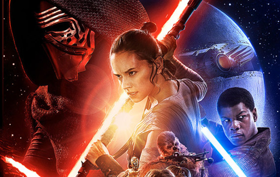 Star Wars: The Force Awakens - #2 Biggest Film of All Time