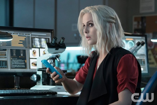 Pictured: Rose McIver as Liv Photo Credit: Katie Yu/The CW