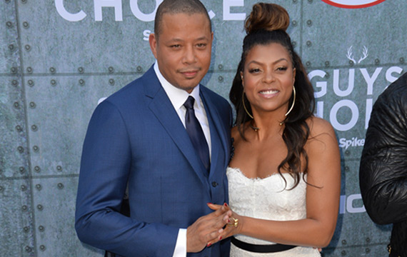 Terrence-Howard-Taraji-Henson