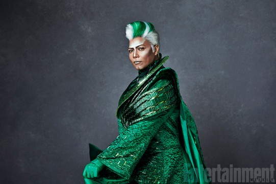 Pictured: Queen Latifah as The Wiz Photo Credit: Paul Gilmore/NBC/EW