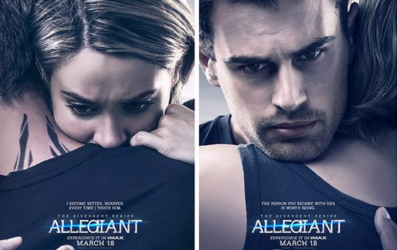Allegiant Posters