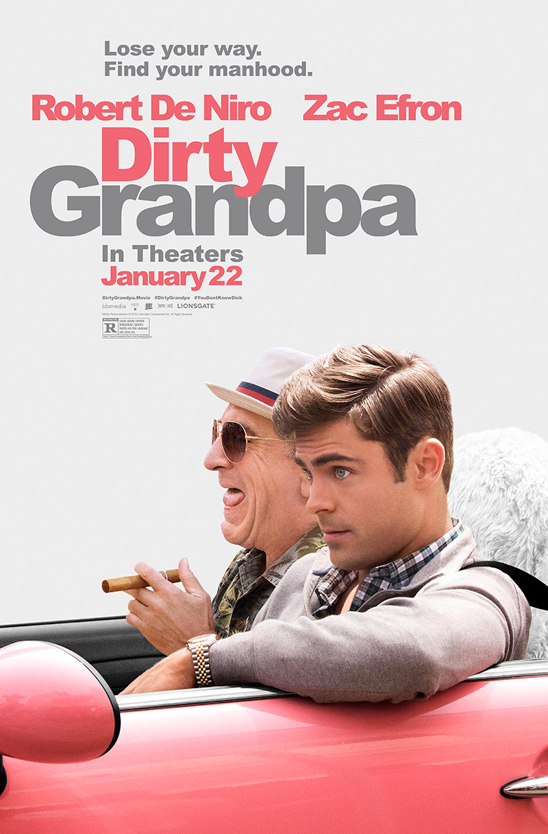 Dirty Grandpa Movie Screening