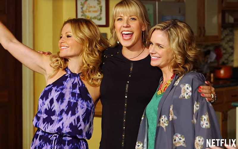 Fuller House Behind The Scenes