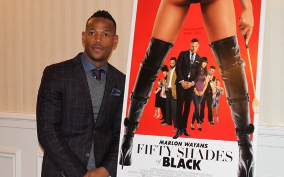 Marlon Wayans Fifty Shades of Black