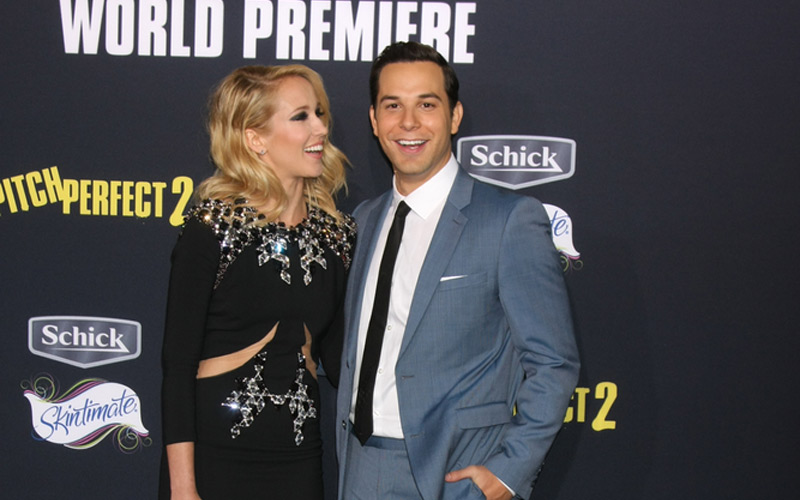 'Pitch Perfect' Co-Stars Anna Camp and Skylar Astin Are Engaged!