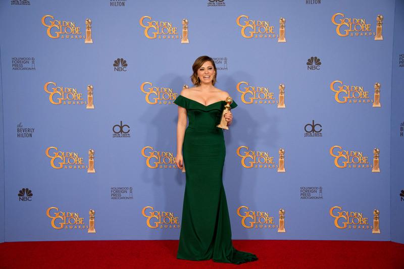 Rachel Bloom 2016 Golden Globe