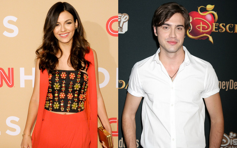Rocky Horror Picture Show Casts Victoria Justice and Ryan McCartan