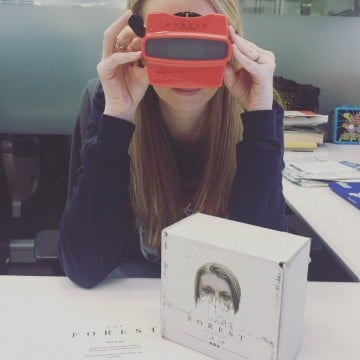 The Forest Viewfinder Toy
