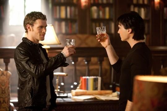 Vampire Diaries and The Originals crossover