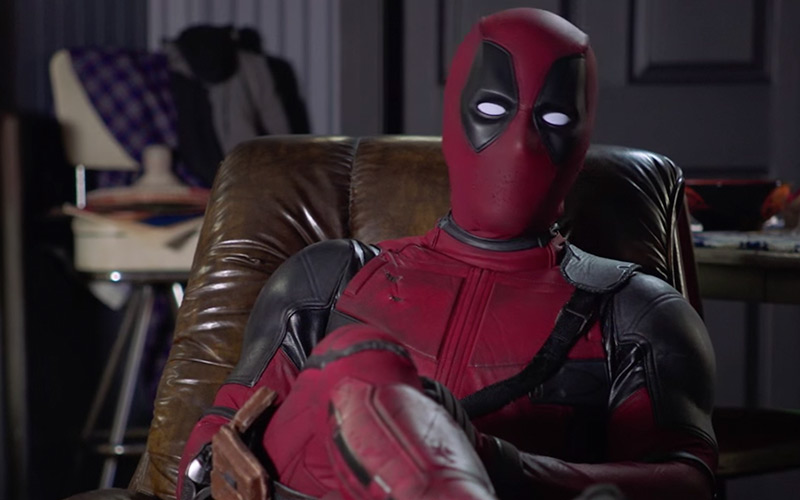 'Deadpool' Continues to Dominate U.S. Box Office