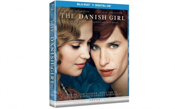 The Danish Girl DVD Review