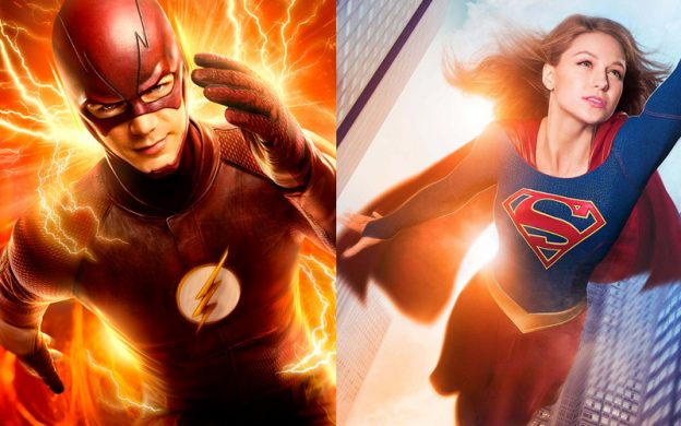 The Flash Supergirl Crossover