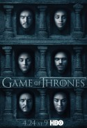Game Of Thrones Season 6 Key Art Poster