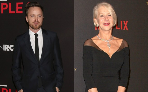 Aaron-Paul-Helen-Mirren