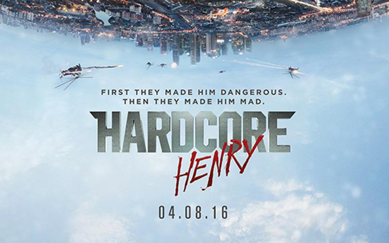 'Hardcore Henry' Movie Screening Passes – Free Passes for Atlanta Screening