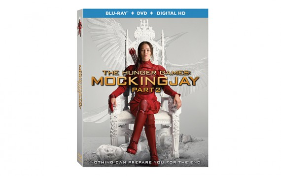 Hunger Games: Mockingjay Part 2 DVD Review
