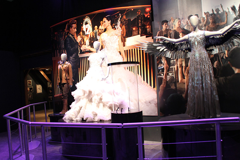 The Hunger Games Exhibition 2