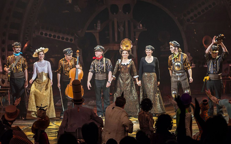 Cirque Du Soleil 'Kurios' Review: An Evening of Magic