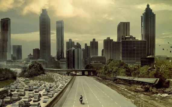 The Walking Dead - Atlanta Filming