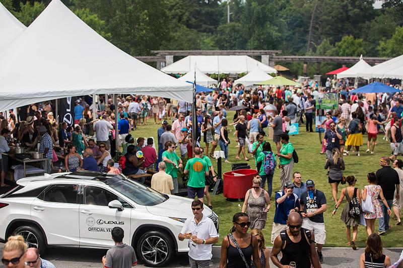 Atlanta Food and Wine Festival