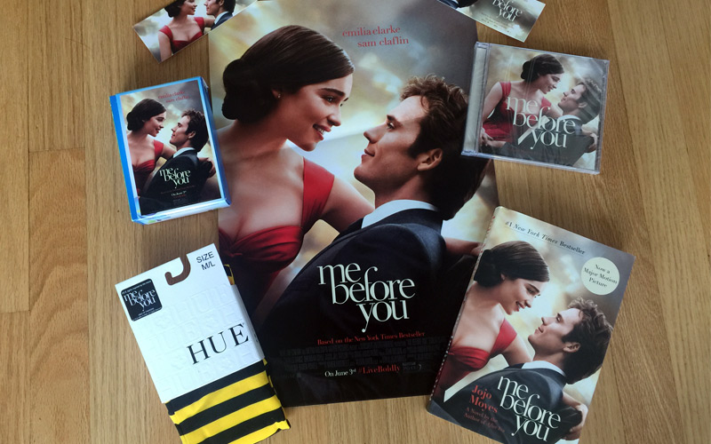 Me Before You Contest