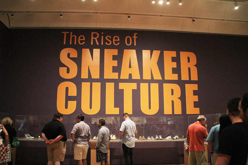 The Rise of Sneaker Culture Exhibit Is a Must-See for Sneakerheads