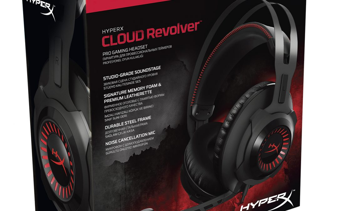 HyperX Cloud Revolver: A Brilliant Combination of Great Audio and Comfort