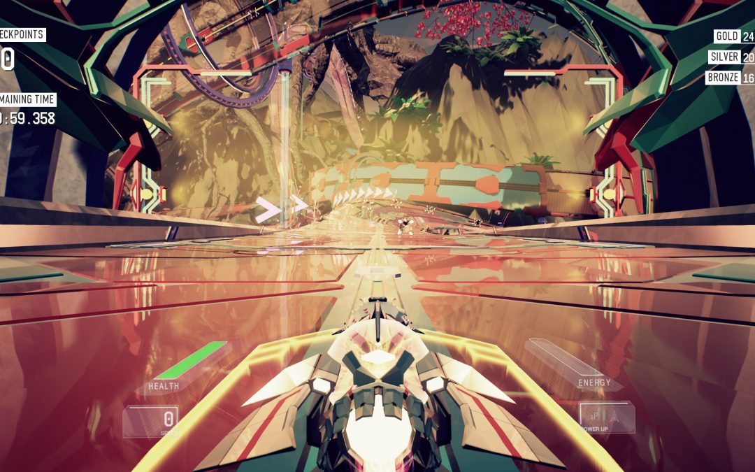 Redout: A Beautiful Blur That's Faster Than Ever