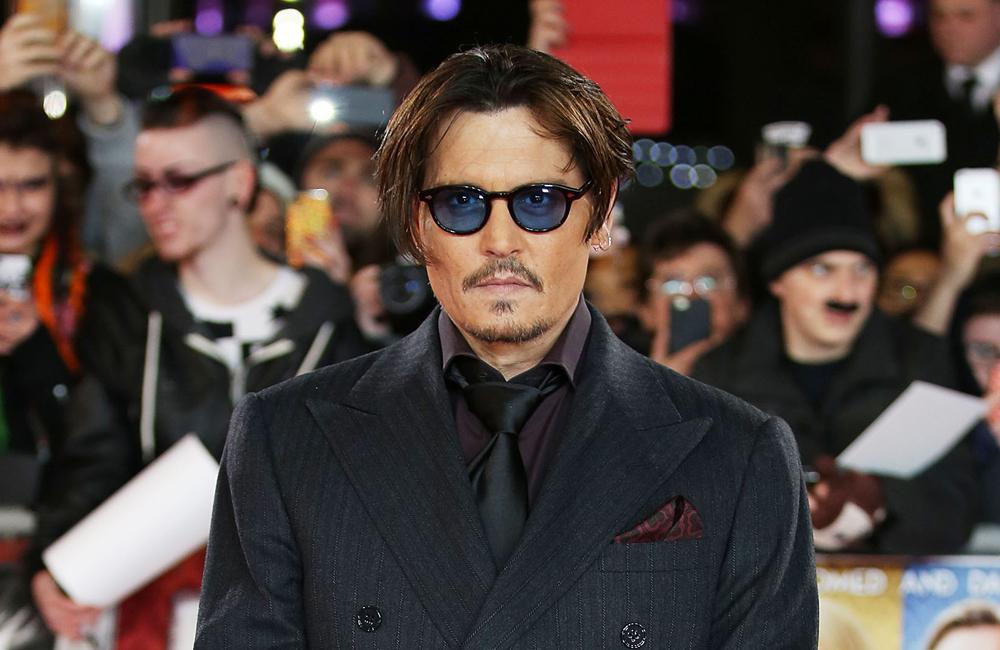Johnny Depp Signs onto 'Labyrinth'