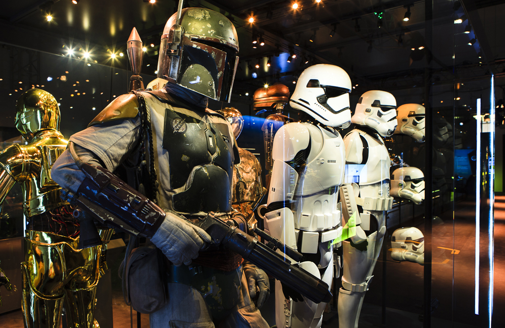 Star Wars Identities: The Exhibition Is Coming to London