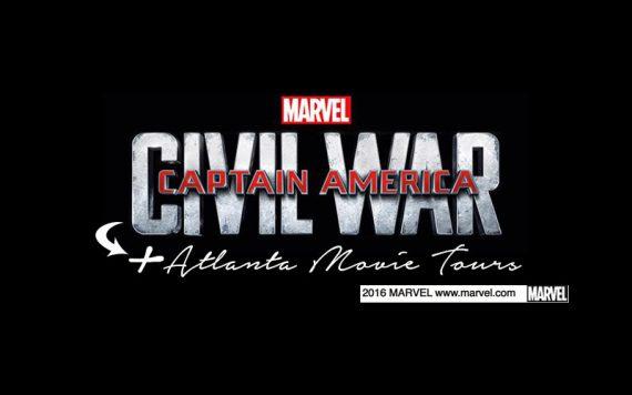 Captain America Filming Locations