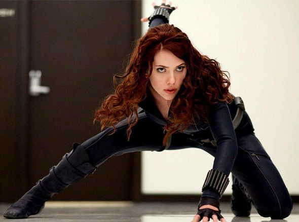 Black Widow Spin-Off