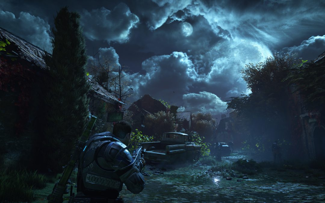 Gears of War 4: PC Performance and Benchmarks