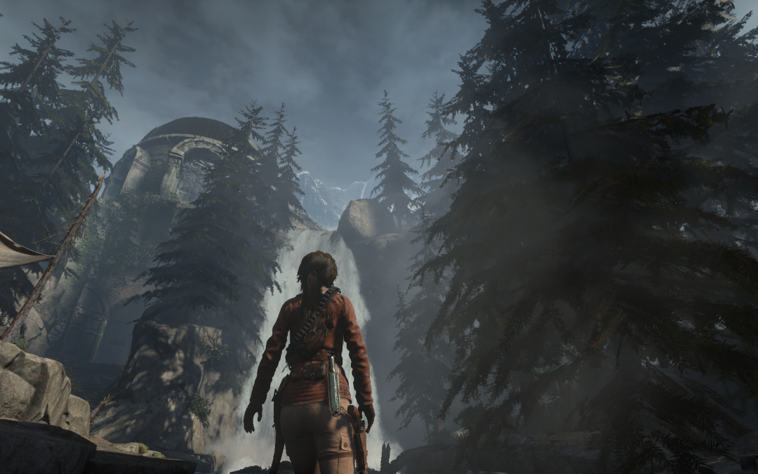 Rise of the Tomb Raider – Getting a Wider Perspective
