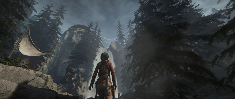 Rise Of The Tomb Raider Getting A Wider Perspective Fanbolt