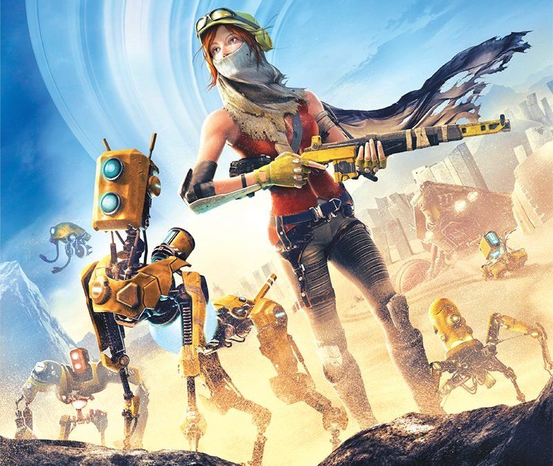 The Art of ReCore – Taking Another Look at Far Eden