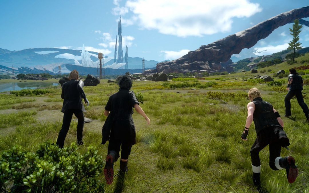Final Fantasy XV: One Step Closer to Reclaiming the Throne