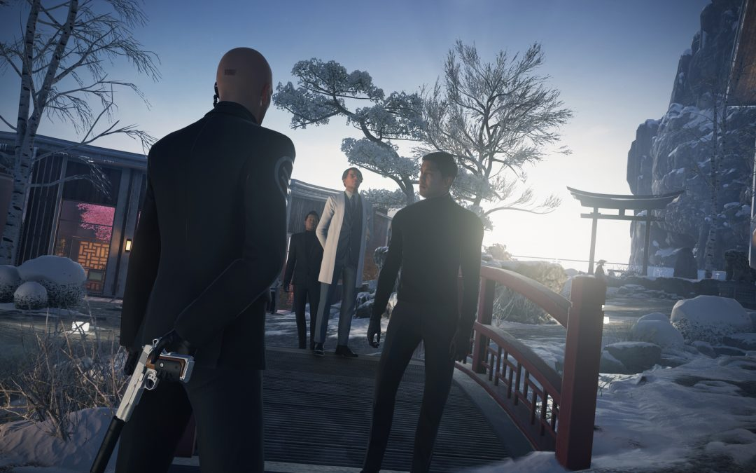 HITMAN's November Update Adds Offline Profile and Other Improvements