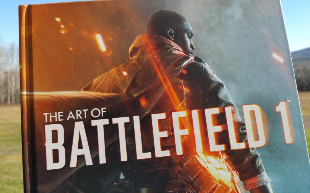 The Art of Battlefield 1 from Dark Horse is Fantastic