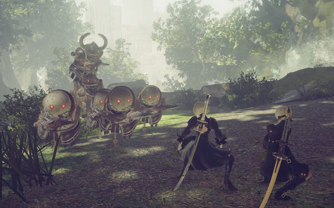 NieR: Automata Release Date Confirmed, Special Edition Detailed