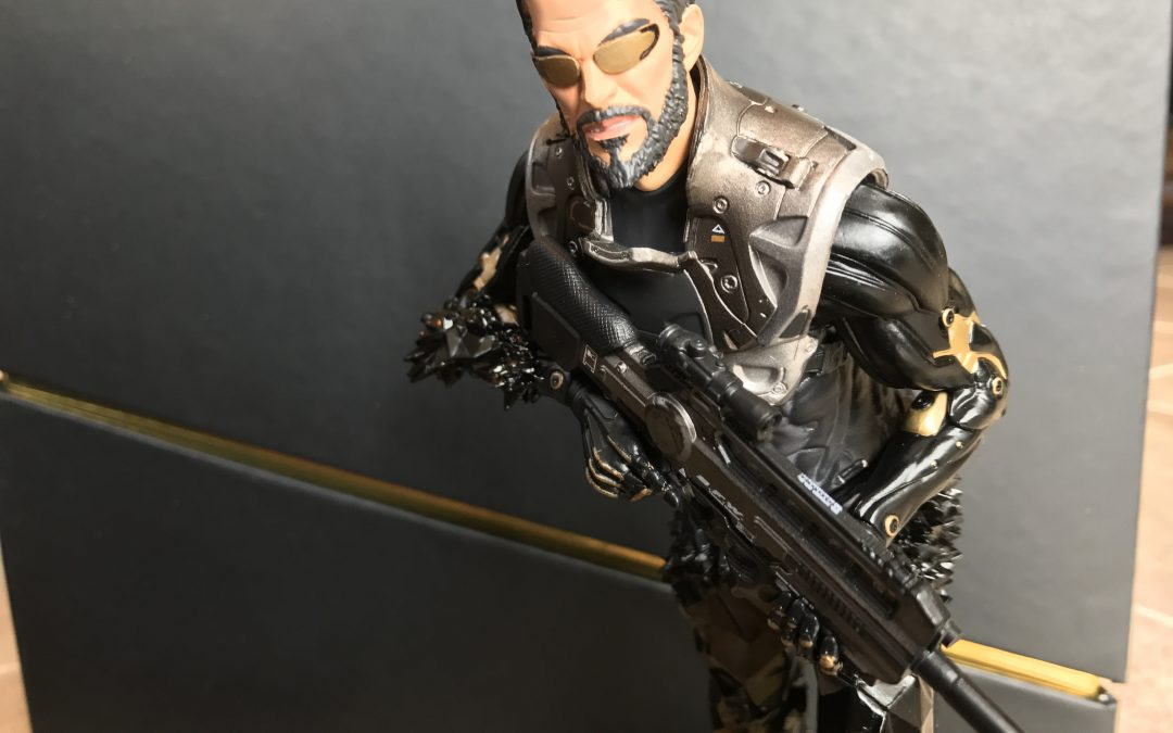 Deus Ex: Mankind Divided Collector's Edition: Augment Your Collection