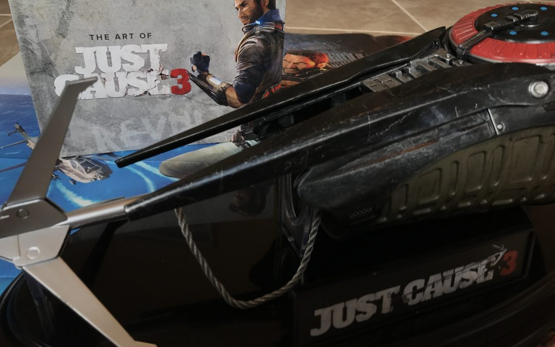 Just Cause 3 Collector's Edition – Just Cause It's Cool