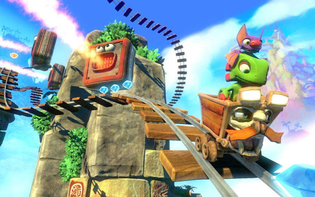 Yooka-Laylee Release Date Confirmed as Wii U Edition Cancelled