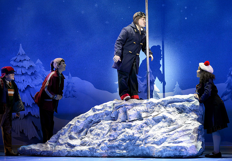 A Christmas Story The Musical Review: The Perfect Holiday Play