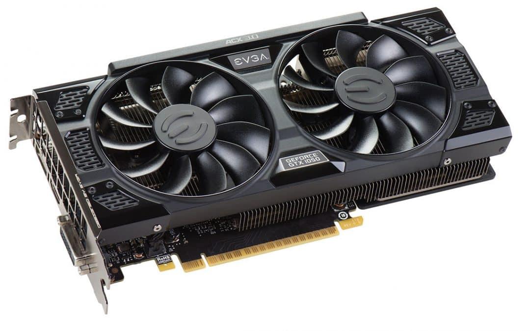 EVGA GeForce GTX 1050 SSC: Let's Game