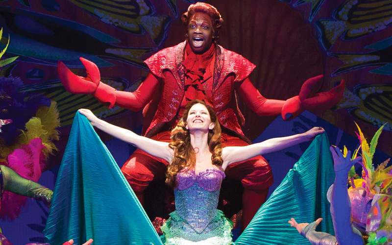 The Little Mermaid Review: A New Take on a Classic