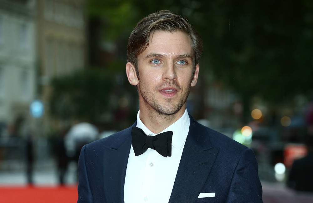 Dan Stevens Talks About His 'Beauty and The Beast' Struggle