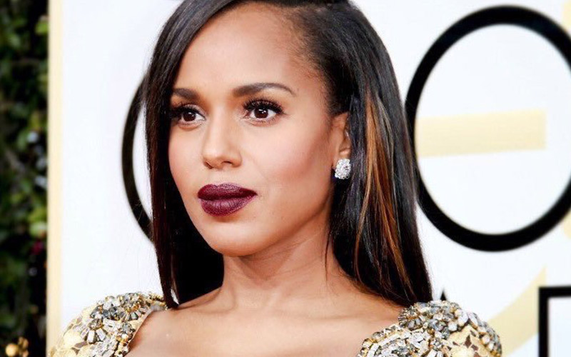 How to Get Kerry Washington's Look