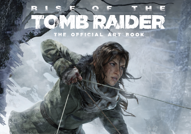 Rise of the Tomb Raider: The Official Art Book – Great for Fans