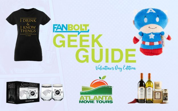 Valentine's Day Geek Guide
